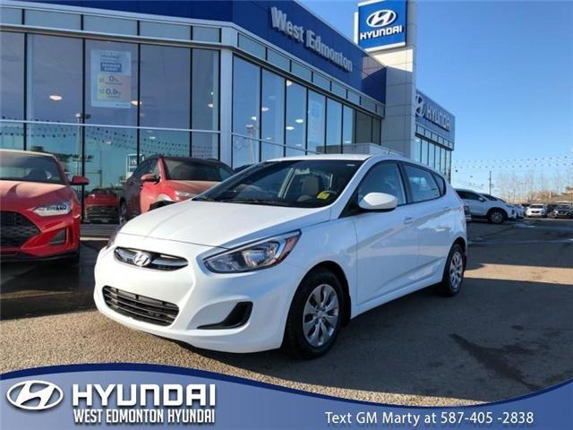 2017 Hyundai Accent GL (Stk: 99320A) in Edmonton - Image 1 of 30