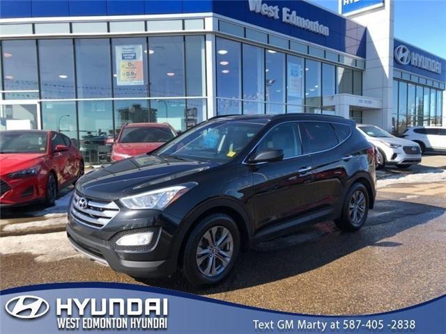 2013 Hyundai Santa Fe Sport Premium (Stk: 99059A) in Edmonton - Image 1 of 30