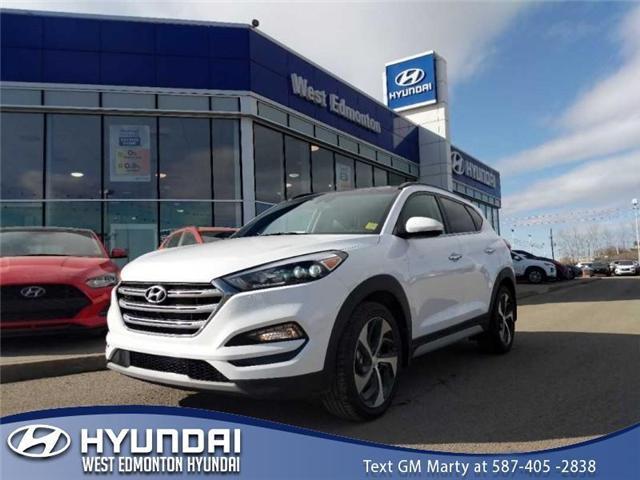 2018 Hyundai Tucson Ultimate (Stk: E4385) in Edmonton - Image 1 of 27