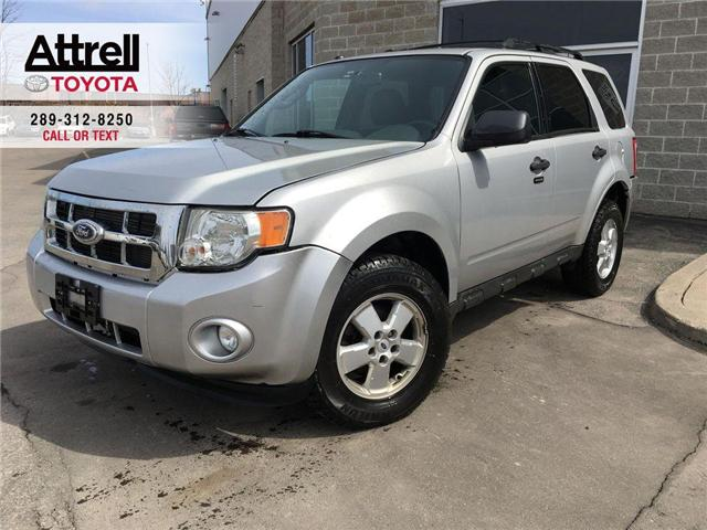2009 Ford Escape XLT V6 FWD LEATHER, ALLOYS, FOG LAMPS, ROOF RACK,  (Stk: 43516XA) in Brampton - Image 1 of 24