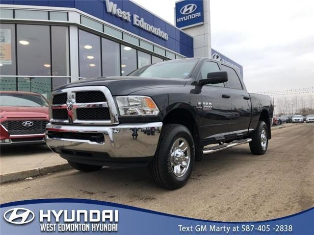 2018 RAM 2500 ST (Stk: P0901) in Edmonton - Image 1 of 30