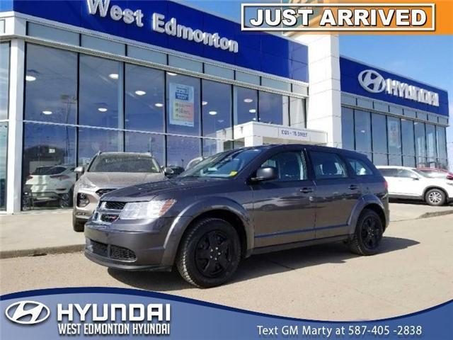 2014 Dodge Journey CVP/SE Plus (Stk: E4398A) in Edmonton - Image 1 of 23