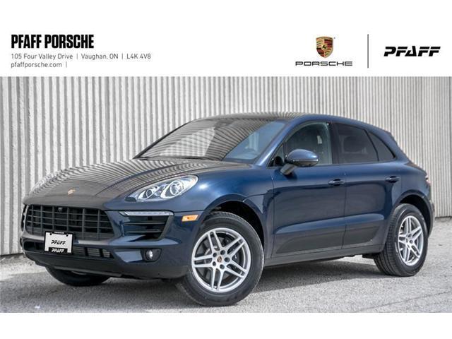2018 Porsche Macan  (Stk: P14149) in Vaughan - Image 1 of 22