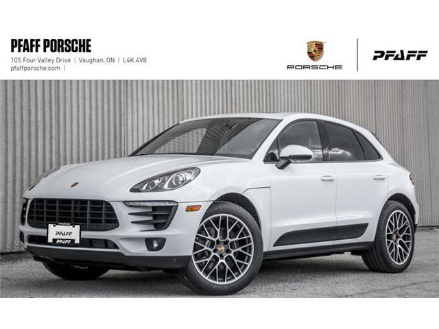 2018 Porsche Macan Sport Edition (Stk: P14166) in Vaughan - Image 1 of 22