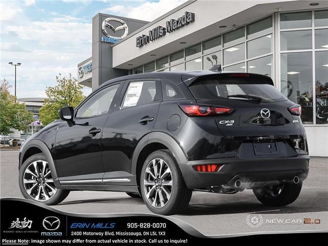 2019 Mazda CX-3 GT (Stk: 19-0348) in Mississauga - Image 4 of 24
