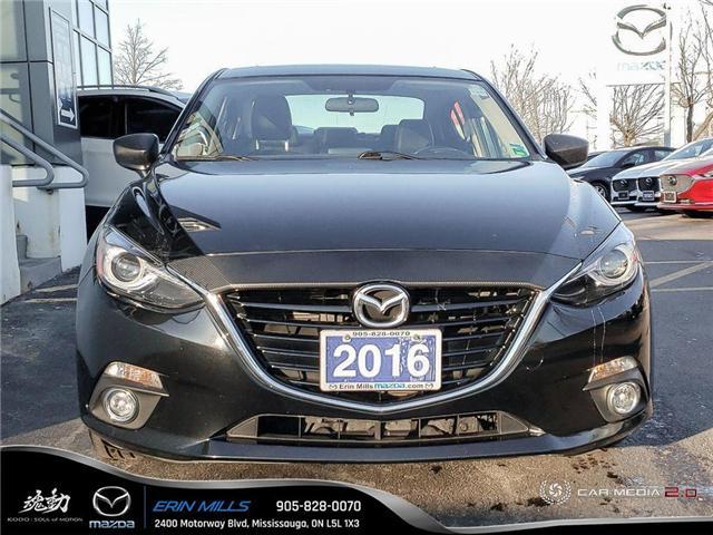2016 Mazda Mazda3 GT (Stk: P4462) in Mississauga - Image 2 of 19