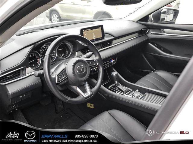 2018 Mazda MAZDA6 GT (Stk: 24713) in Mississauga - Image 9 of 19