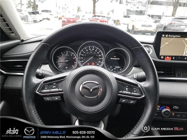 2018 Mazda MAZDA6 GT (Stk: 24713) in Mississauga - Image 10 of 19