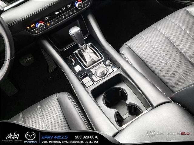 2018 Mazda MAZDA6 GT (Stk: 24713) in Mississauga - Image 13 of 19