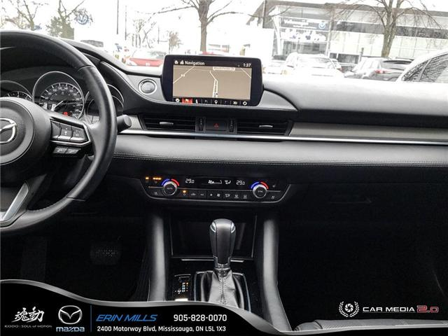 2018 Mazda MAZDA6 GT (Stk: 24713) in Mississauga - Image 14 of 19