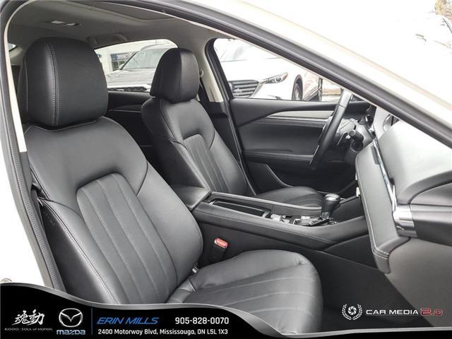 2018 Mazda MAZDA6 GT (Stk: 24713) in Mississauga - Image 16 of 19