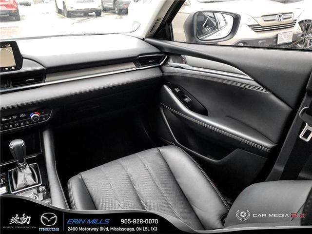 2018 Mazda MAZDA6 GT (Stk: 24713) in Mississauga - Image 19 of 19