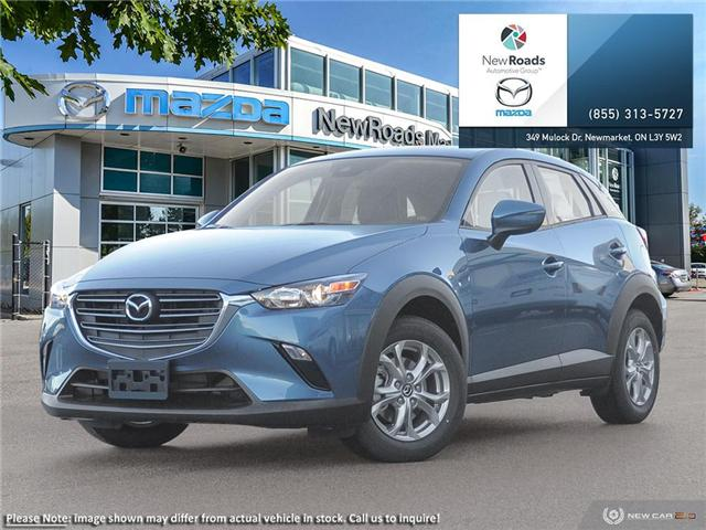 2019 Mazda CX-3 GS AWD (Stk: 40762) in Newmarket - Image 1 of 23