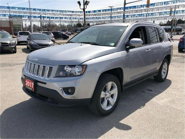 2017 Jeep Compass Sport/North (Stk: 6794R) in Hamilton - Image 1 of 20