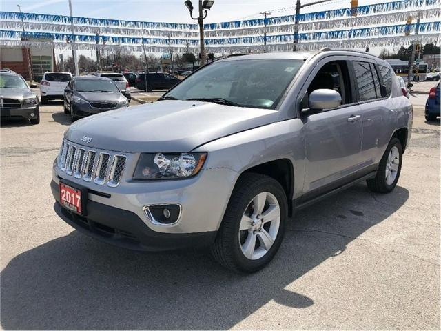 2017 Jeep Compass Sport/North (Stk: 6794R) in Hamilton - Image 2 of 20