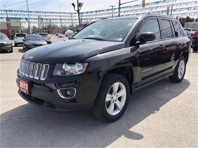 2017 Jeep Compass Sport/North (Stk: 6795R) in Hamilton - Image 1 of 20