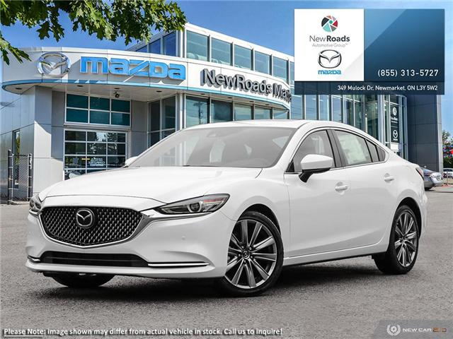 2018 Mazda MAZDA6 Signature (Stk: 40638) in Newmarket - Image 1 of 23