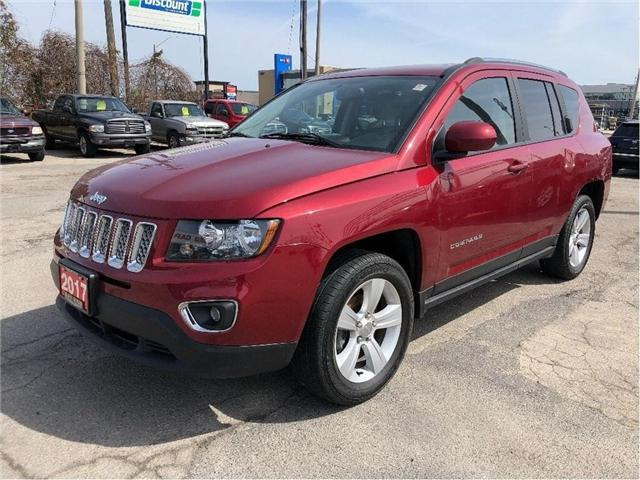 2017 Jeep Compass Sport/North (Stk: 6792R) in Hamilton - Image 1 of 20