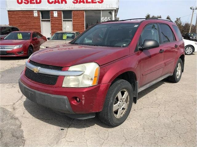 2005 Chevrolet Equinox LS (Stk: 19-7596B) in Hamilton - Image 1 of 11