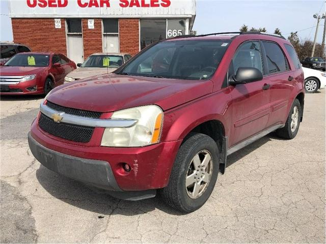 2005 Chevrolet Equinox LS (Stk: 19-7596B) in Hamilton - Image 2 of 11