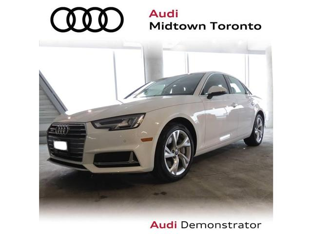 2019 Audi A4 45 Progressiv (Stk: DAU6402) in Toronto - Image 1 of 24