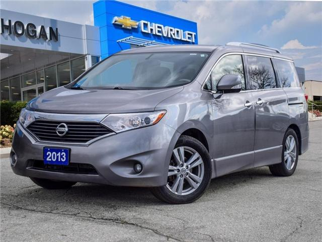 2013 Nissan Quest  (Stk: WN062683) in Scarborough - Image 1 of 26