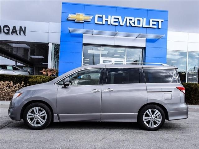 2013 Nissan Quest  (Stk: WN062683) in Scarborough - Image 2 of 26