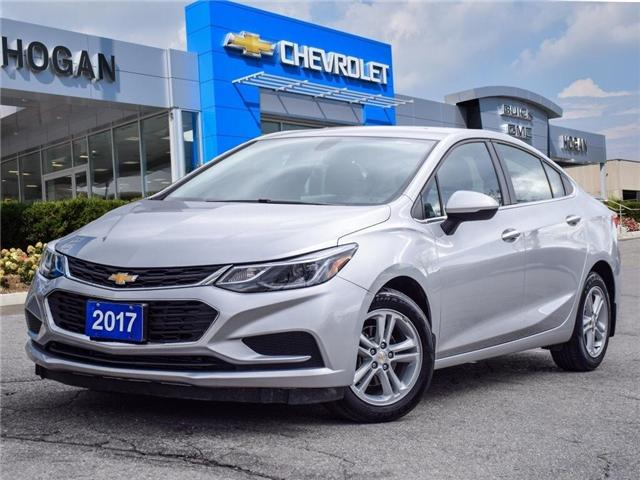 2017 Chevrolet Cruze LT Auto (Stk: WN553735) in Scarborough - Image 1 of 25