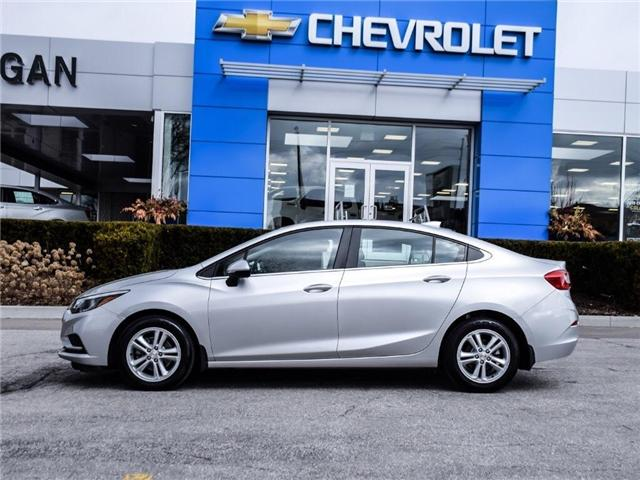 2017 Chevrolet Cruze LT Auto (Stk: WN553735) in Scarborough - Image 2 of 25