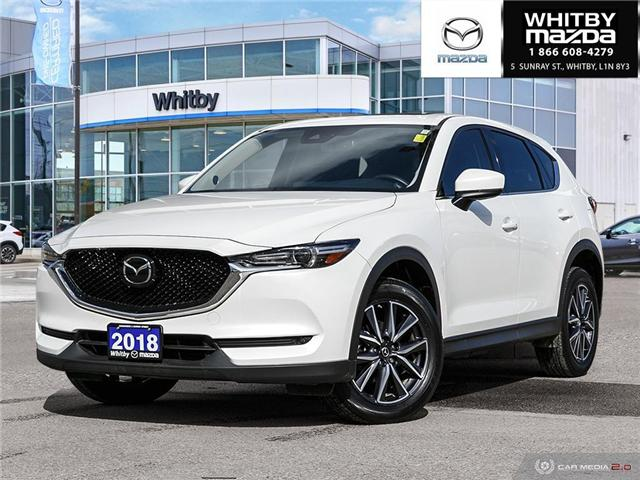 2018 Mazda CX-5 GT (Stk: P17426) in Whitby - Image 1 of 27