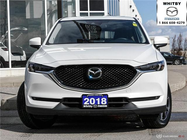 2018 Mazda CX-5 GT (Stk: P17426) in Whitby - Image 2 of 27