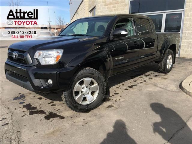 2015 Toyota Tacoma DOUBLE CAB 4X4 TRD SPORT ALLOY, FOG, BACK UP CAMER (Stk: 43867A) in Brampton - Image 1 of 26