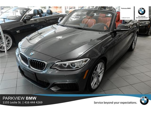 2016 BMW 228i xDrive (Stk: PP8414A) in Toronto - Image 1 of 20
