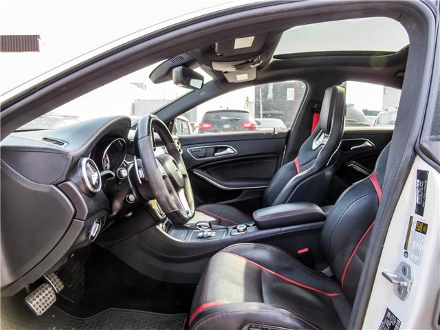 2014 Mercedes-Benz CLA-Class Base (Stk: P475) in Toronto - Image 10 of 26