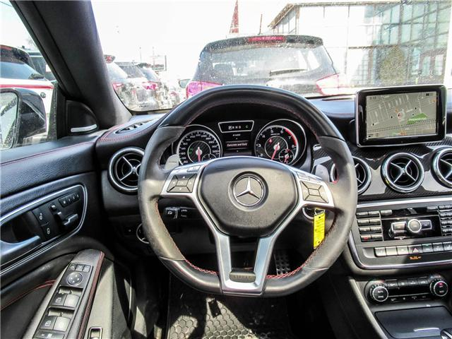 2014 Mercedes-Benz CLA-Class Base (Stk: P475) in Toronto - Image 13 of 26