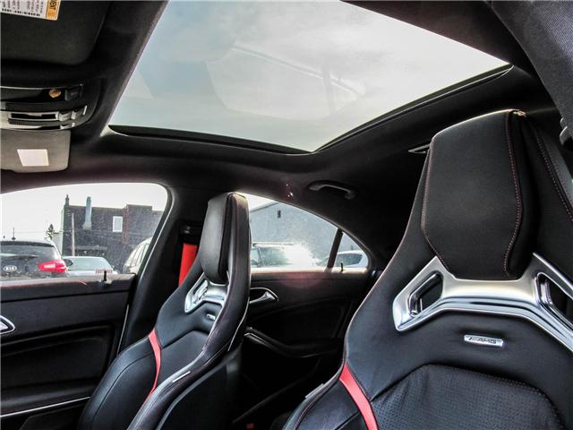 2014 Mercedes-Benz CLA-Class Base (Stk: P475) in Toronto - Image 21 of 26