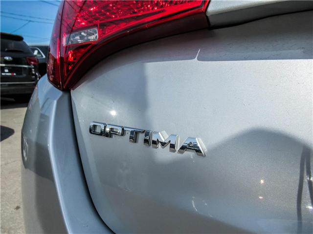 2012 Kia Optima LX (Stk: P489) in Toronto - Image 17 of 17