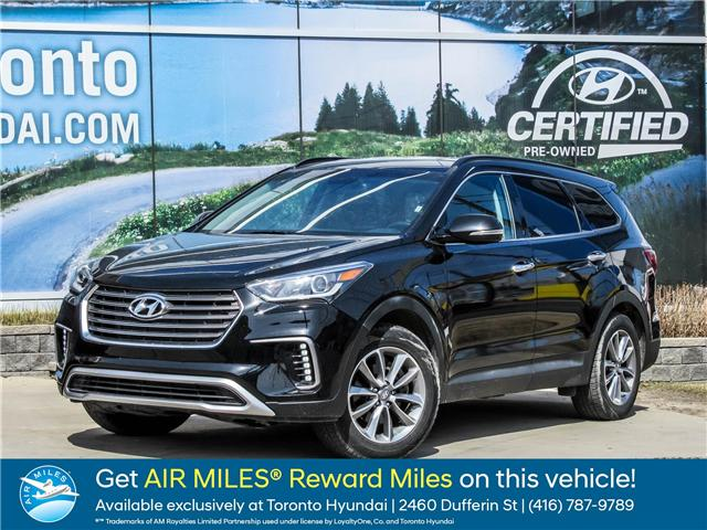 2018 Hyundai Santa Fe XL Premium (Stk: U06415) in Toronto - Image 1 of 20