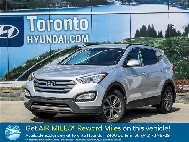 2013 Hyundai Santa Fe Sport 2.0T Premium (Stk: U06454) in Toronto - Image 1 of 2