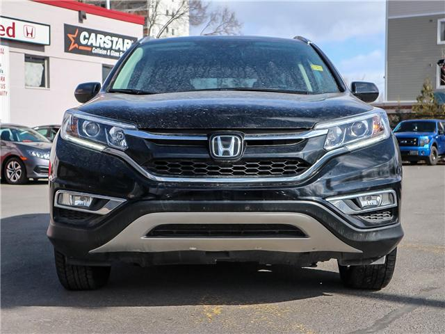 2016 Honda CR-V Touring (Stk: H7525-0) in Ottawa - Image 2 of 28