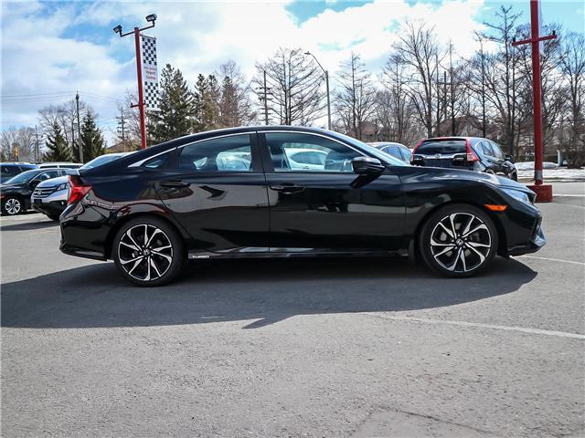 2017 Honda Civic Si (Stk: H7542-0) in Ottawa - Image 4 of 27