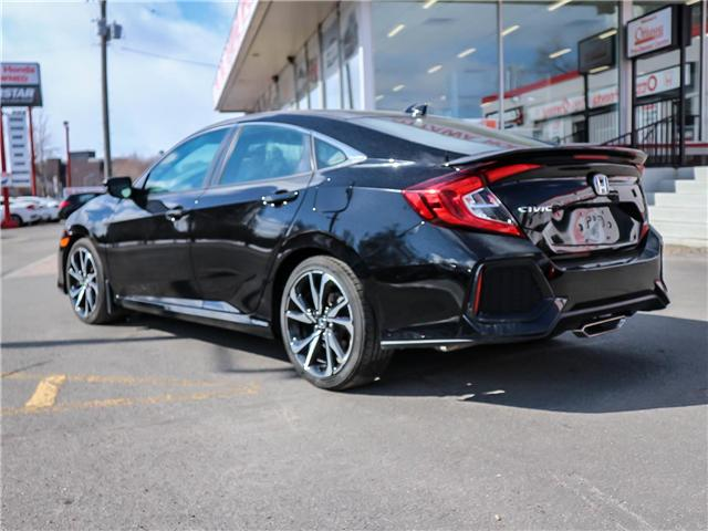 2017 Honda Civic Si (Stk: H7542-0) in Ottawa - Image 7 of 27