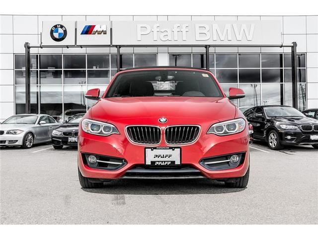 2015 BMW 228i xDrive (Stk: U5394) in Mississauga - Image 2 of 22