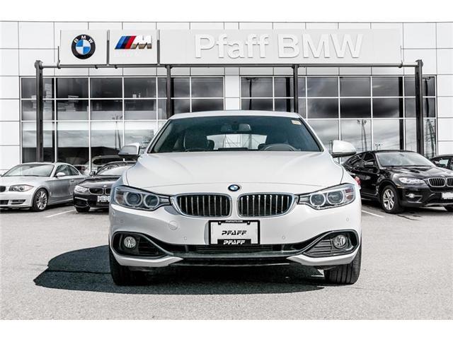 2016 BMW 428i xDrive Gran Coupe (Stk: U5395) in Mississauga - Image 2 of 22