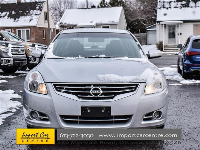 2012 Nissan Altima 2.5 S (Stk: 105924) in Ottawa - Image 2 of 29