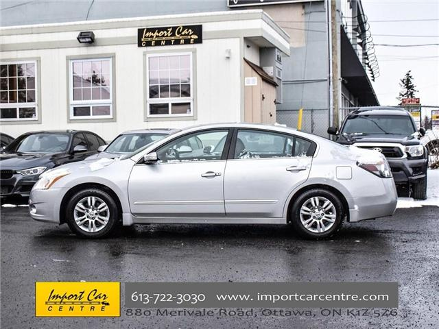 2012 Nissan Altima 2.5 S (Stk: 105924) in Ottawa - Image 4 of 29