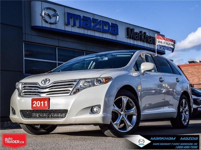 2011 Toyota Venza Base V6 (Stk: D190364A) in Markham - Image 1 of 28