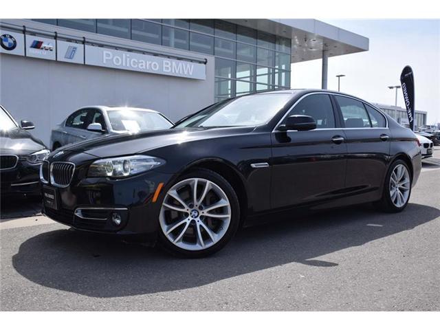 2015 BMW 535i xDrive (Stk: P545203) in Brampton - Image 1 of 21