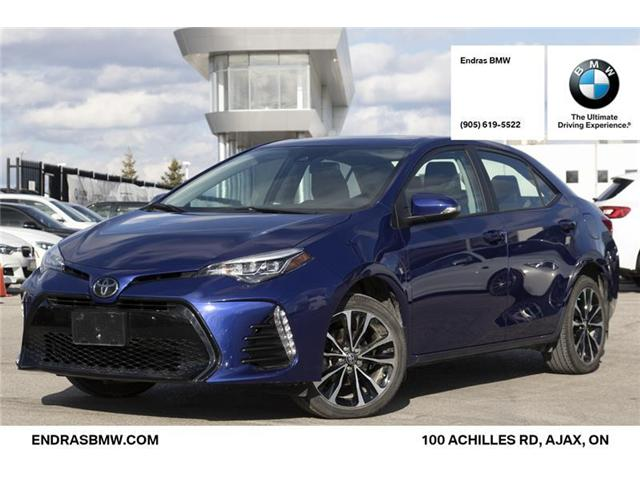 2018 Toyota Corolla SE (Stk: P5777A) in Ajax - Image 1 of 20