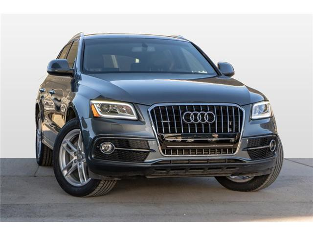 2015 Audi Q5 2.0T Technik (Stk: N5038A) in Calgary - Image 1 of 18